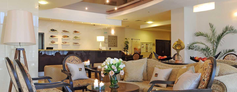 Хотел DoubleTree by Hilton Varna – Златни пясъци, България – лоби