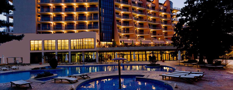 DoubleTree by Hilton Hotel Varna – Złote Piaski, Bułgaria – Basen zewnętrzny