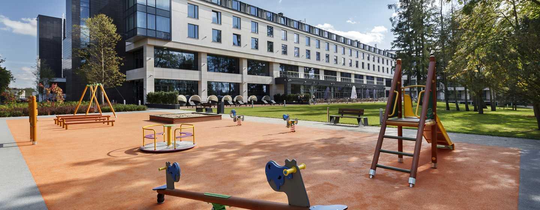 DoubleTree by Hilton Hotel& Conference Centre Warsaw, Polen – Spielplatz
