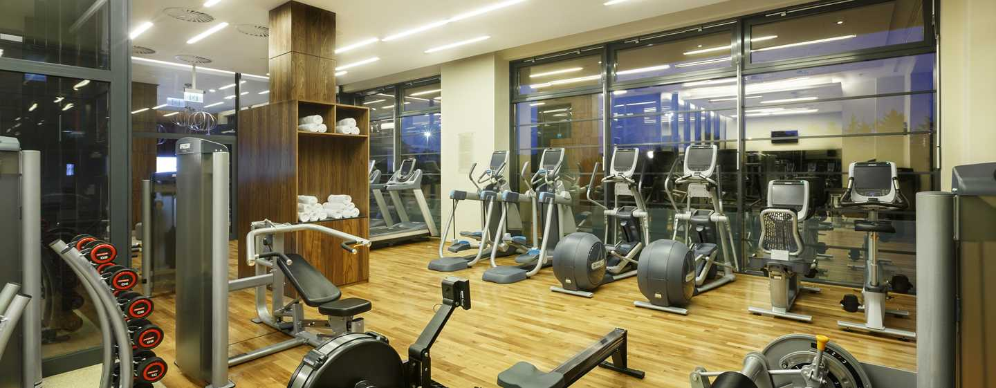 DoubleTree by Hilton Hotel & Conference Centre Warsaw, Polen – Fitness Center