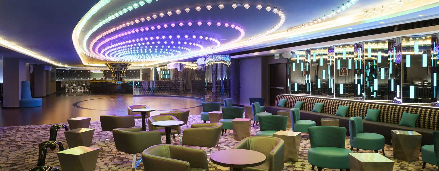 DoubleTree by Hilton Hotel& Conference Centre Warsaw, Polen – Lounge