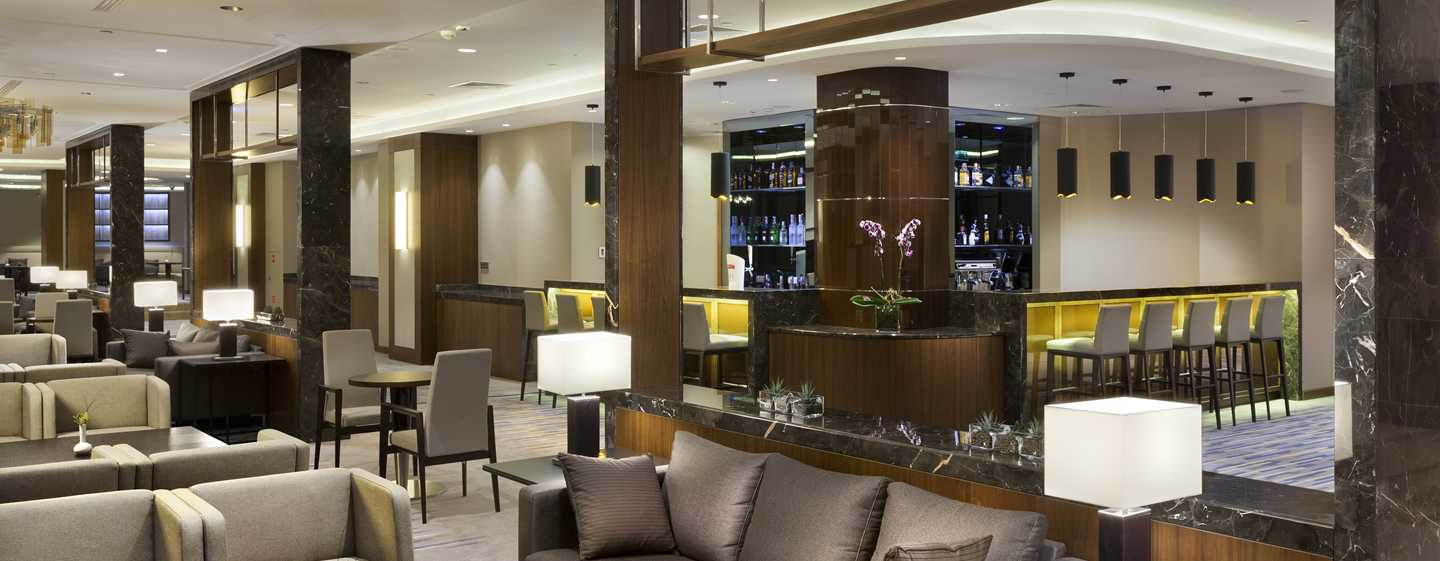 DoubleTree by Hilton Hotel & Conference Centre Warsaw, Polen – Bar Alchemy