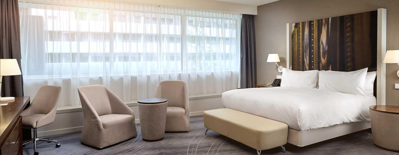 DoubleTree by Hilton Hotel Wrocław, Polska – pokój z udogodnieniami dla osób niepełnosprawnych