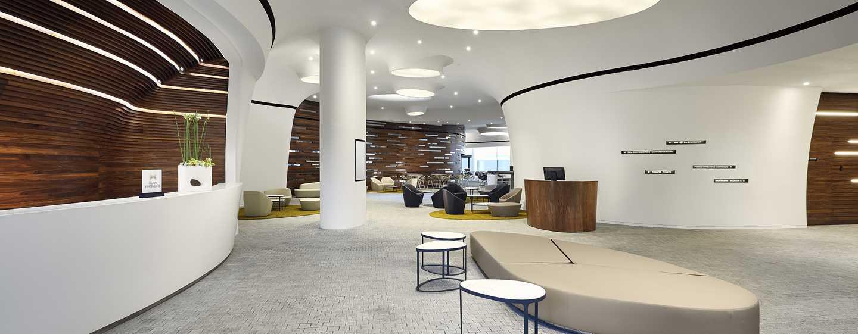 DoubleTree by Hilton Hotel Wrocław, Polska – Lobby
