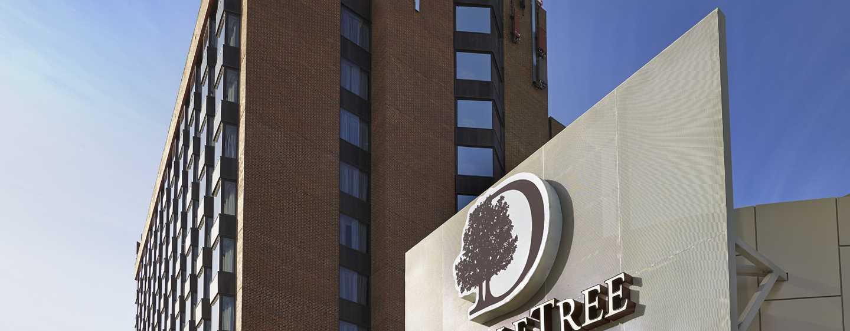 Hôtel DoubleTree by Hilton Hotel West Edmonton, Alberta, Canada - Extérieur de l'hôtel