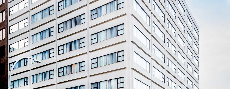 Hôtel The Hollis Halifax - a DoubleTree Suites by Hilton Hotel, Nouvelle-Écosse, Canada - Extérieur de l'hôtel