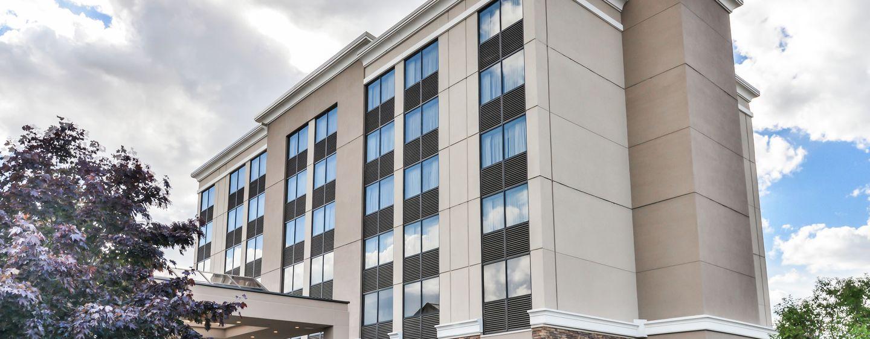 Hôtel DoubleTree by Hilton Kitchener, Canada - Extérieur