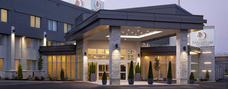 Hôtel DoubleTree by Hilton Montreal Airport, Québec, Canada - Extérieur
