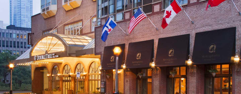 Hôtel DoubleTree by Hilton Hotel Toronto Downtown, Canada - Extérieur de l'hôtel