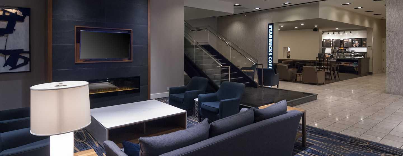 Hôtel DoubleTree by Hilton Hotel London Ontario, Canada - Hall de l'hôtel