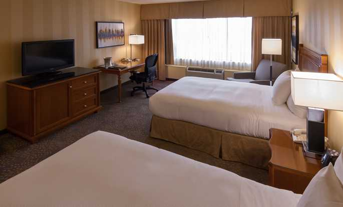 Hôtel DoubleTree by Hilton Hotel London Ontario, Canada - Chambre