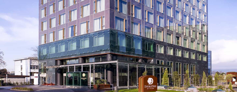 Хотел DoubleTree by Hilton Zagreb, Хърватия – външен изглед