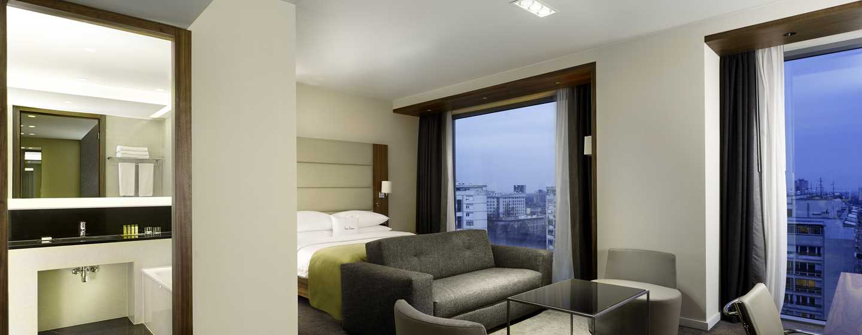 Хотел DoubleTree by Hilton Zagreb, Хърватия – луксозна стая