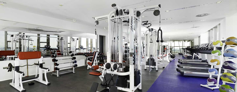 Хотел DoubleTree by Hilton Zagreb, Хърватия – фитнес зала