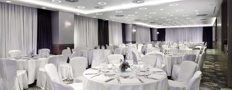 Хотел DoubleTree by Hilton Zagreb, Хърватия – бална зала