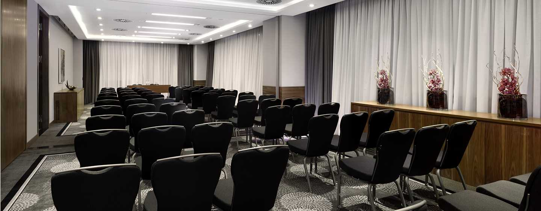 Хотел DoubleTree by Hilton Zagreb, Хърватия – заседателна зала Olive