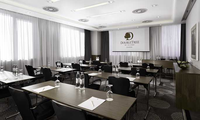 DoubleTree by Hilton Hotel Zagreb, Croatia -  Meeting Classroom Set Up