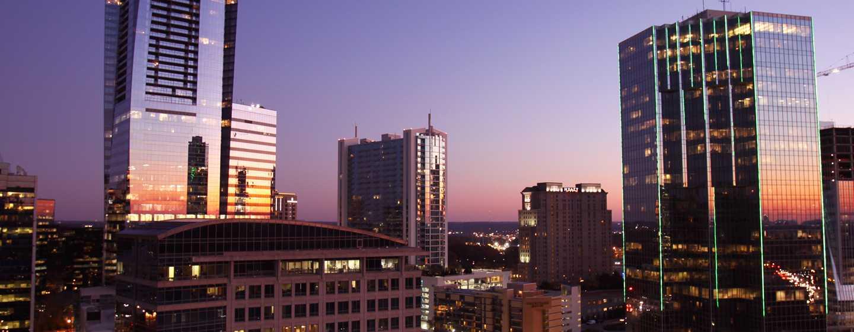 Hôtel Embassy Suites Atlanta - Buckhead - Extérieur