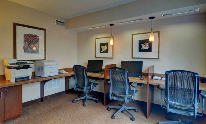 Embassy Suites Atlanta – Buckhead Hotel – Business Center