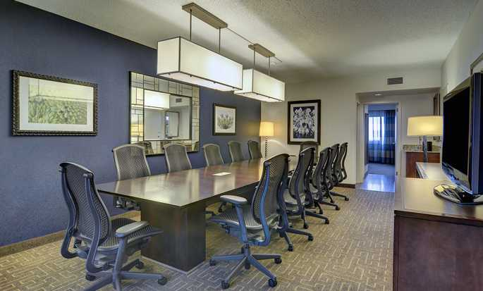 Embassy Suites Atlanta – Buckhead Hotel – Boardroom Suite