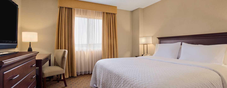 Hotel Embassy Suites by Hilton Austin Arboretum, Texas, EE. UU. - Suite con cama King