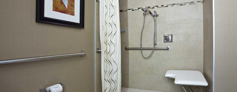 Hotel Embassy Suites Austin - Downtown/Town Lake, Estados Unidos - Baño accesible para personas con discapacidades