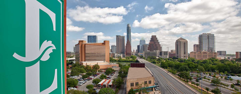 Hotel Embassy Suites Austin - Downtown/Town Lake, Estados Unidos - ¡Bienvenido a Austin!