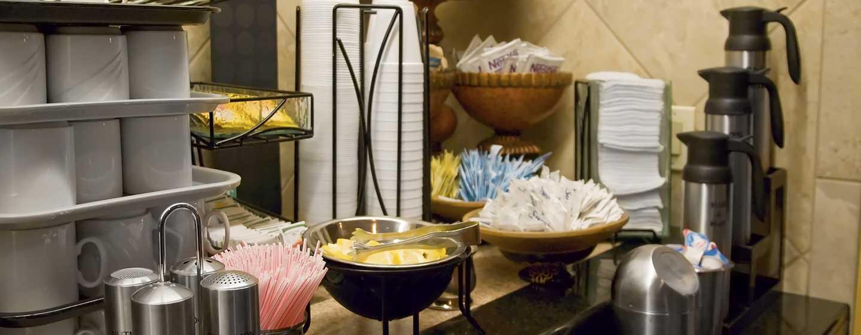 Hotel Embassy Suites Austin - Downtown/Town Lake, Estados Unidos - Cafetería