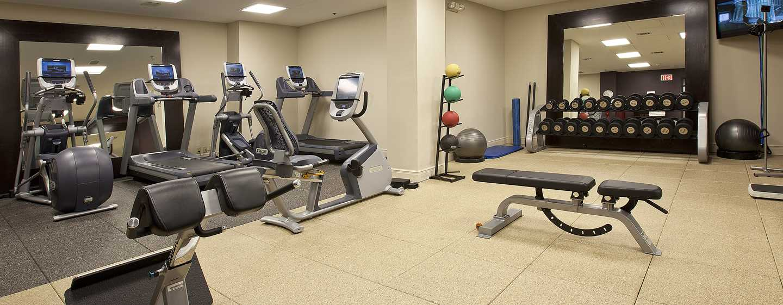 Hotel Embassy Suites Austin - Downtown/Town Lake, Estados Unidos - Gimnasio
