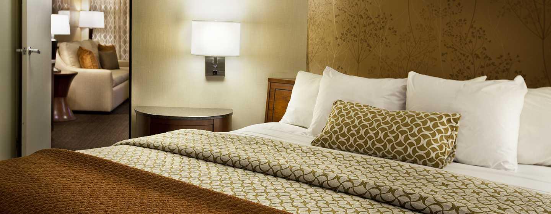 Hotel Embassy Suites Austin - Downtown/Town Lake, Estados Unidos - Suite con cama King