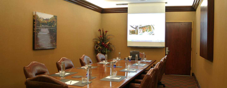 Hotel Embassy Suites Austin - Downtown/Town Lake, Estados Unidos - Sala de juntas Pecan