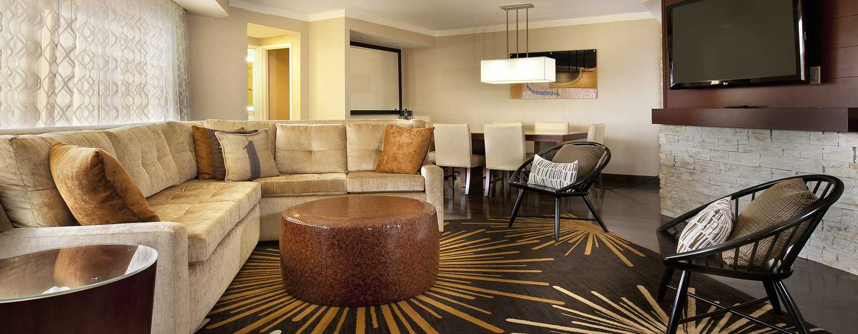 Hotel Embassy Suites Austin - Downtown/Town Lake, Estados Unidos - Suite Presidential