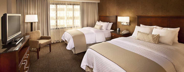 Hotel Embassy Suites Austin - Downtown/Town Lake, Estados Unidos - Habitación con dos camas dobles