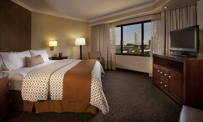 Hotel Embassy Suites by Hilton Austin Downtown South Congress, Estados Unidos - Suite con cama King