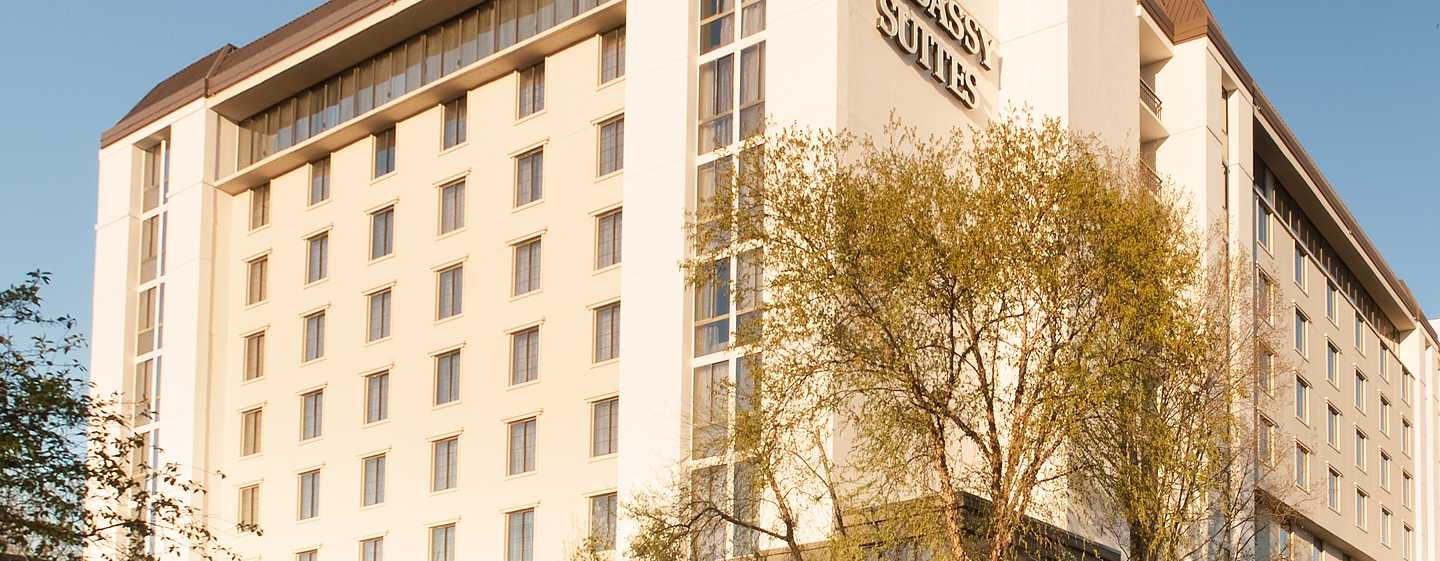 Hotell Embassy Suites Nashville – Airport, TN, USA – Utvendig