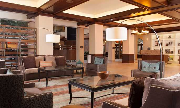 Hôtel Embassy Suites Nashville - Airport, Tennessee, États-Unis - Hall