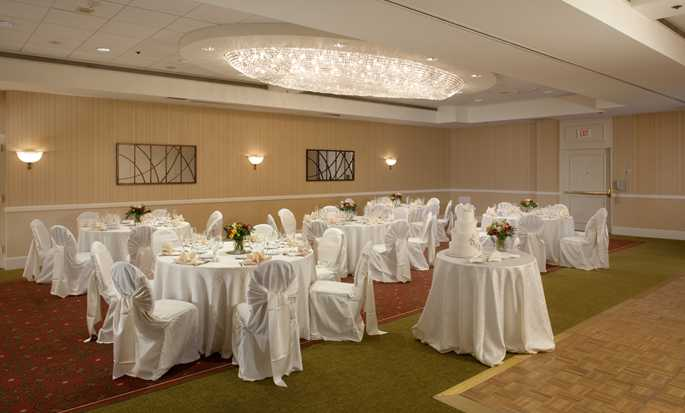 Embassy Suites Boston/Waltham Hotel, Massachusetts, USA – Hochzeit im Drake