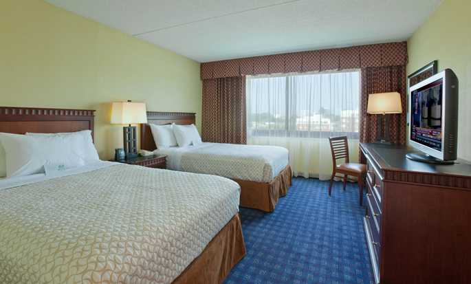 Embassy Suites Boston/Waltham Hotel, Massachusetts, USA – Barrierefreies Doppelzimmer