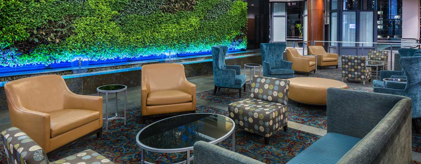 Embassy Suites Chicago Downtown Magnificent Mile Hotel, Illinois, USA – Hotel-Lobby