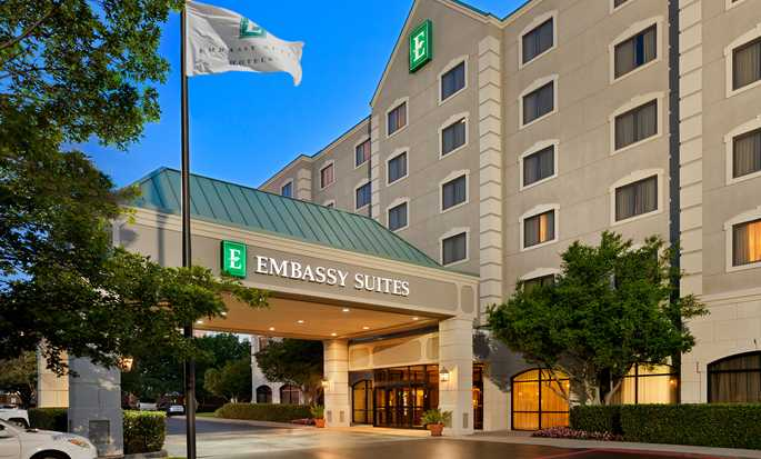 Embassy Suites by Hilton Dallas Near the Galleria, Texas - Fachada del hotel