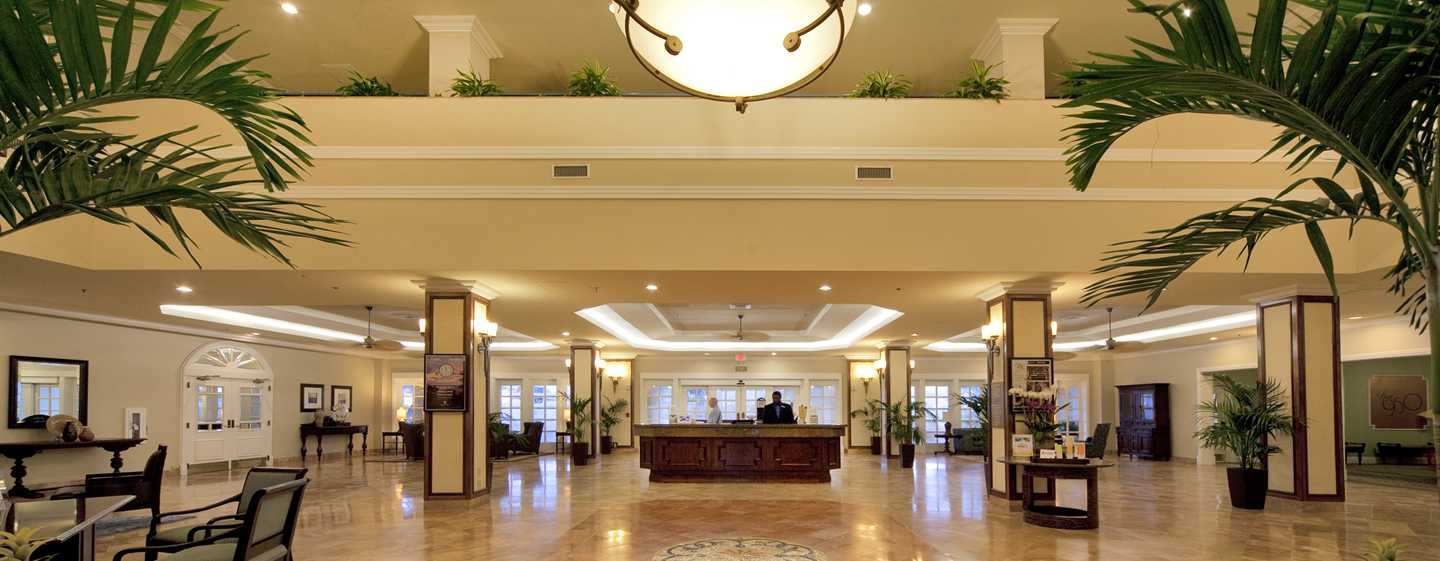Embassy Suites Deerfield Beach - Resort & Spa, United States of America - Recepção do lobby principal