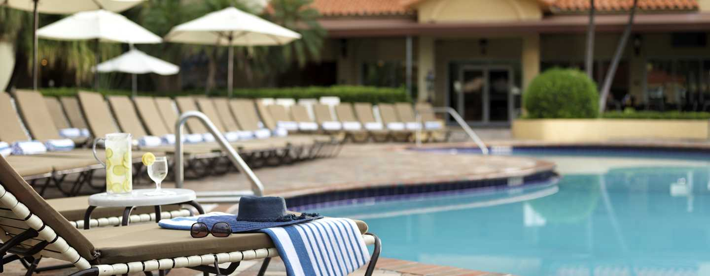 Embassy Suites Deerfield Beach - Resort & Spa, United States of America - Piscina