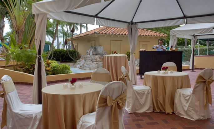 Embassy Suites Deerfield Beach - Resort & Spa, USA - Patio