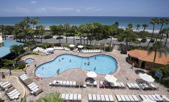 Embassy Suites Deerfield Beach - Resort & Spa, USA  - Pool area