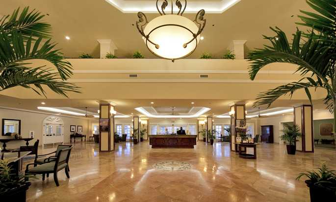 Embassy Suites Deerfield Beach - Resort & Spa, USA  - Lobby reception