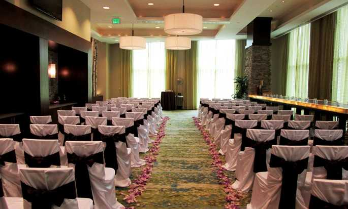 Hôtel Embassy Suites Denver-Downtown Convention Center - Configuration mariage
