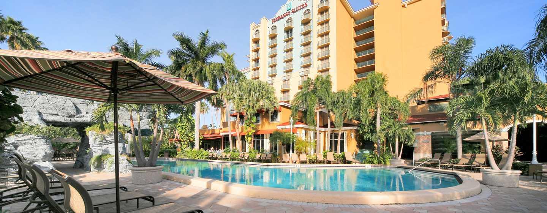Embassy Suites Fort Lauderdale – 17th Street, USA – Utendørs svømmebasseng