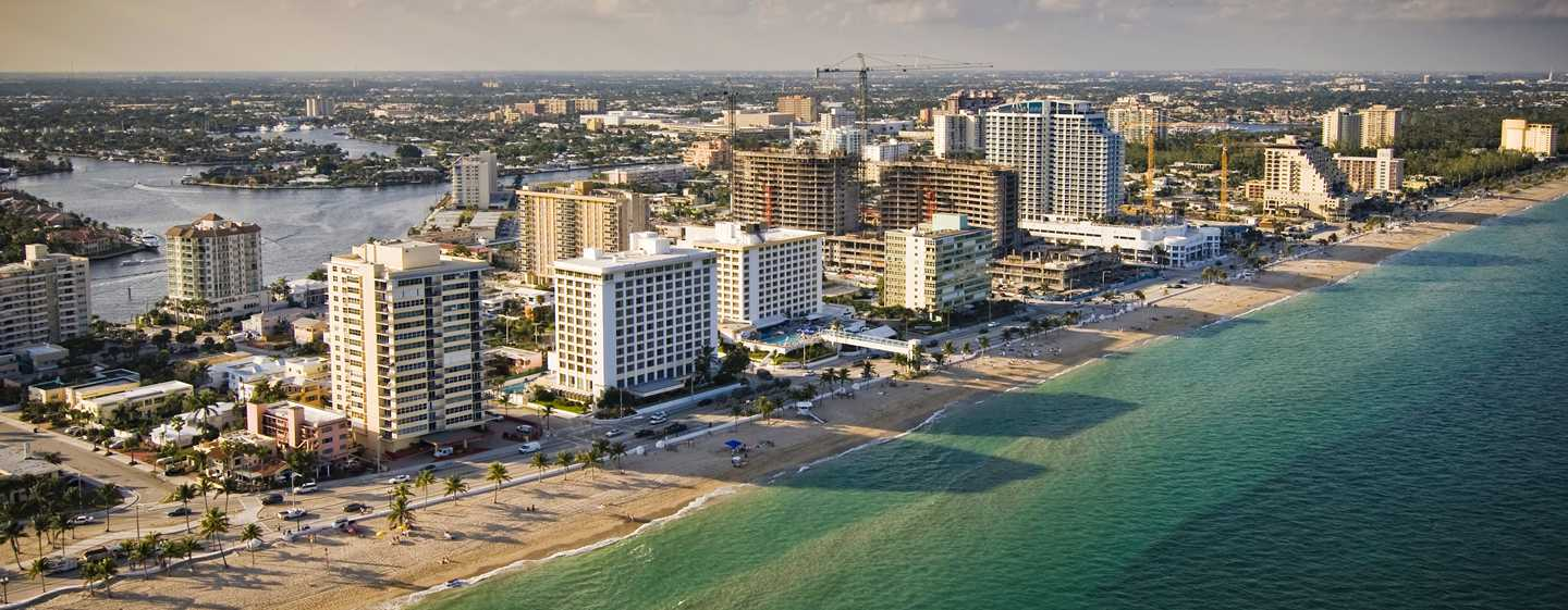 Embassy Suites Fort Lauderdale - 17th Street, USA - Praia de Fort Lauderdale