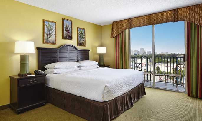 Embassy Suites Fort Lauderdale – 17th Street, USA – To-roms suite med privat soverom
