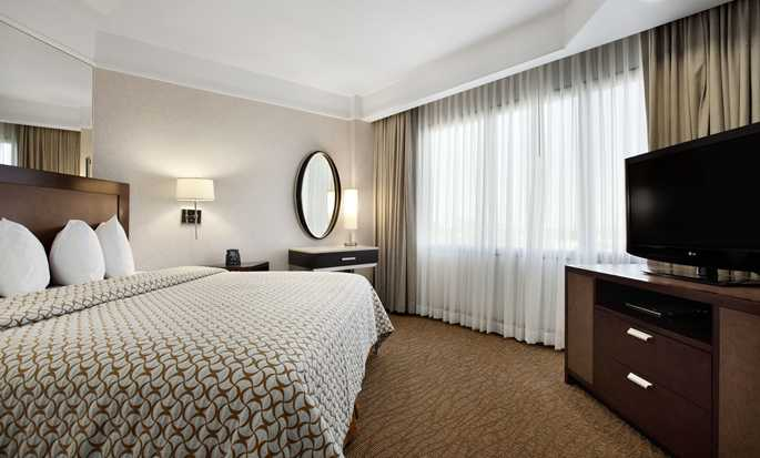 Hotel Embassy Suites Irvine - Orange County Airport, California - Habitación con cama King